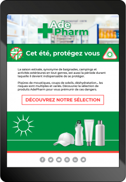 mail pharmacie été